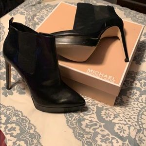 Michael Kors Meadow Bootie